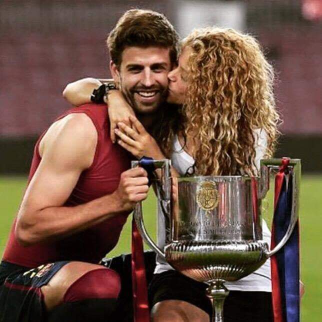 Happy Birthday to our future President and the Future first Lady of FC Barcelona..💙❤ God bless you both always..!!
