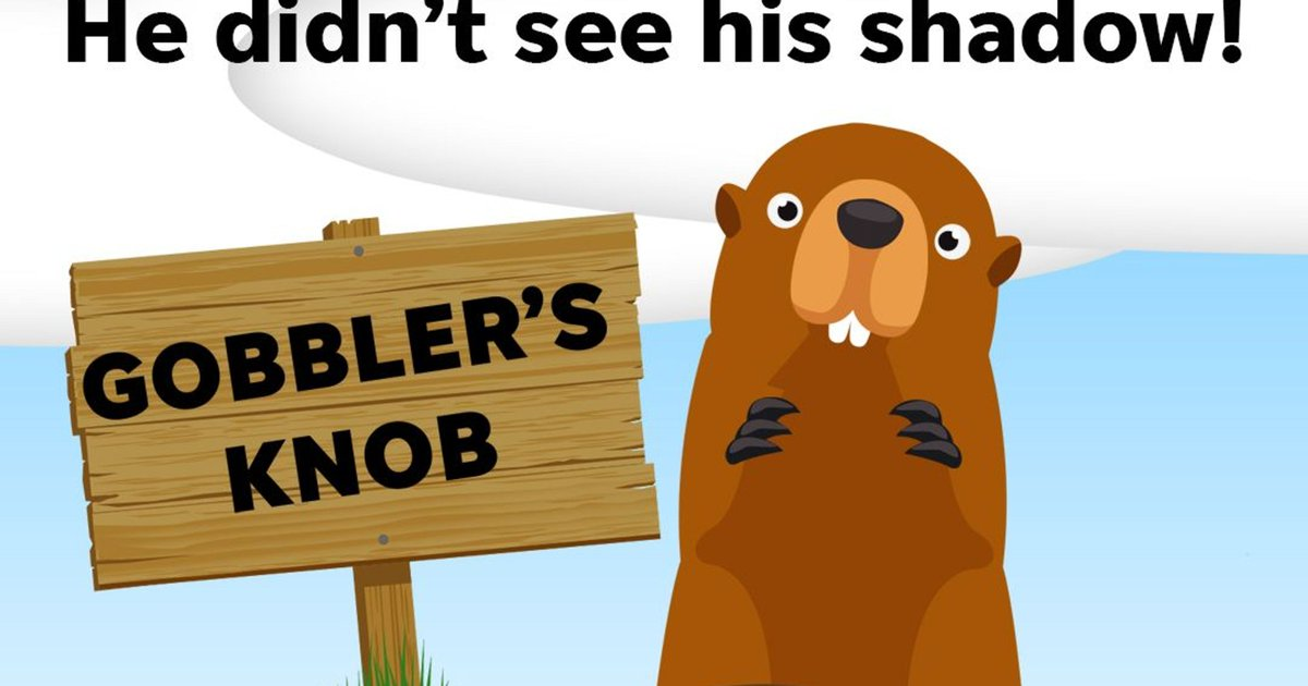 No Shadows To Be Seen On Groundhog Day >> Delaware Online On Twitter Groundhog Day Results 2019 No Shadow