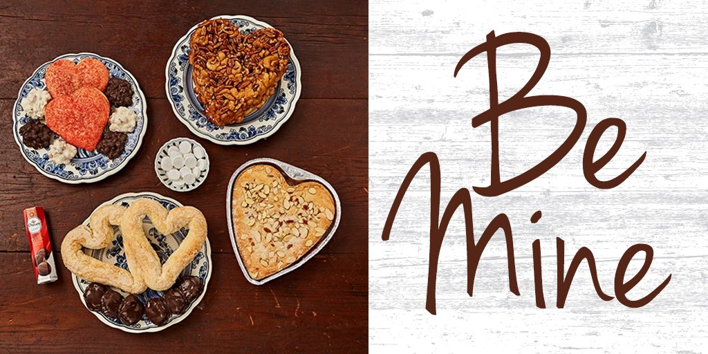 Show your sweetheart the love with the #JaarsmaBakery Valentine Sweetheart Collection! It's filled with Dutch letters, almond butter cake, apple sweetheart ...