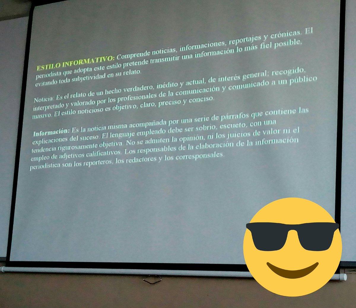 La clave para #La_Redaccion #Noticia #UTEC  Con @KrhisnaRetana y la #Instructora 😁😄😉