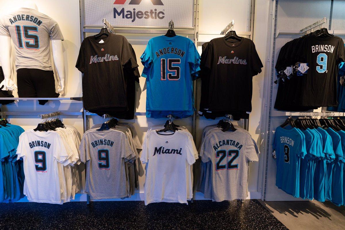 best service bd83d 091f5 Miami Marlins on Twitter: