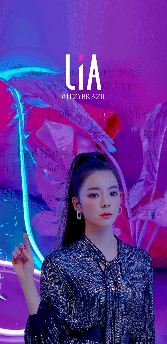 Itzy Brazil D 25 On Twitter Wallpaper Shin Ryujin