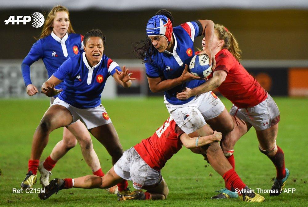 88% des Français souhaitent voir davantage de sport féminin à la télévision, l'estimant aussi intéressant et spectaculaire que son pendant masculin, selon une enquête Odoxa http://u.afp.com/JJye #AFP