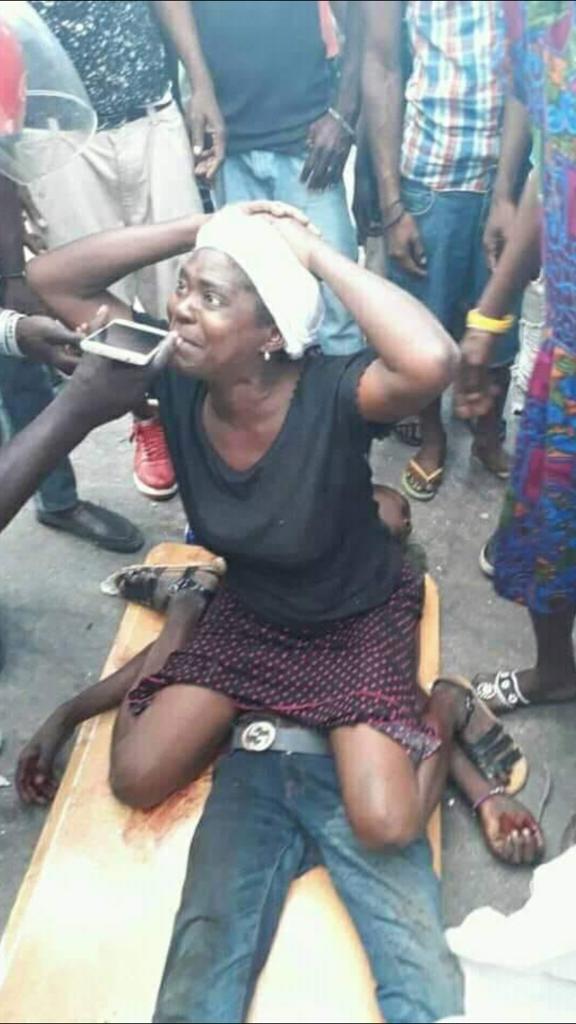 В Гаити идет бойня. Вашингтону плевать