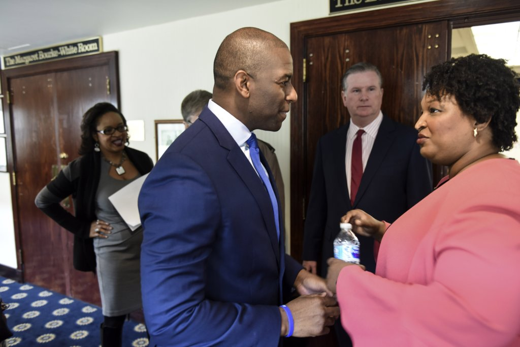 Stacey Abrams, Andrew Gillum and the choices for Democrats in 2020 https://t.co/XyAFshoaT1