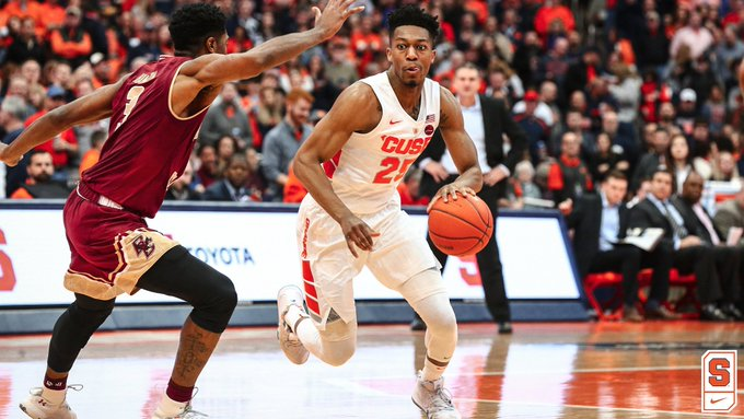 Where do Tyus Battle & Oshae Brissett sit in final NBA mock drafts?