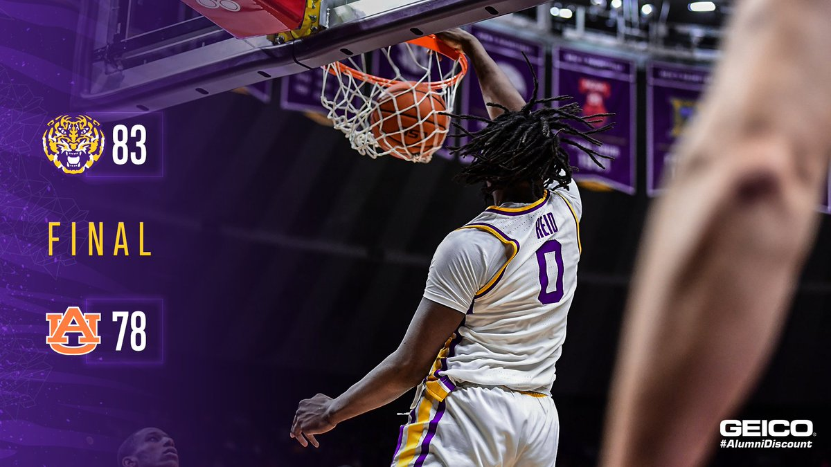 Chalk up another W for the Fighting Tigers! #BootUp 🐯