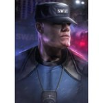 Image for the Tweet beginning: John Cena as Stryker ...