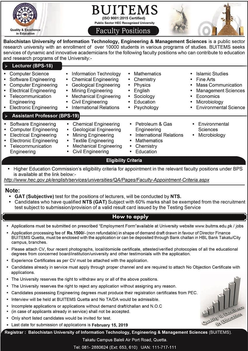 Balochistan jobs on Twitter:
