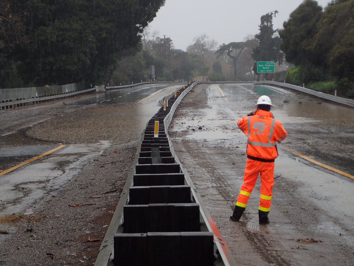 Unclear When Highway 154 Will Reopen | Edhat