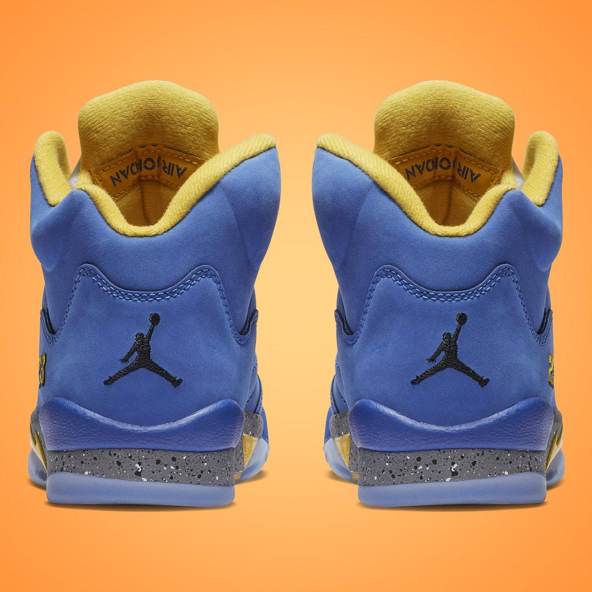 brand new 543e7 b3bba Air Jordan 5 Laney JSP