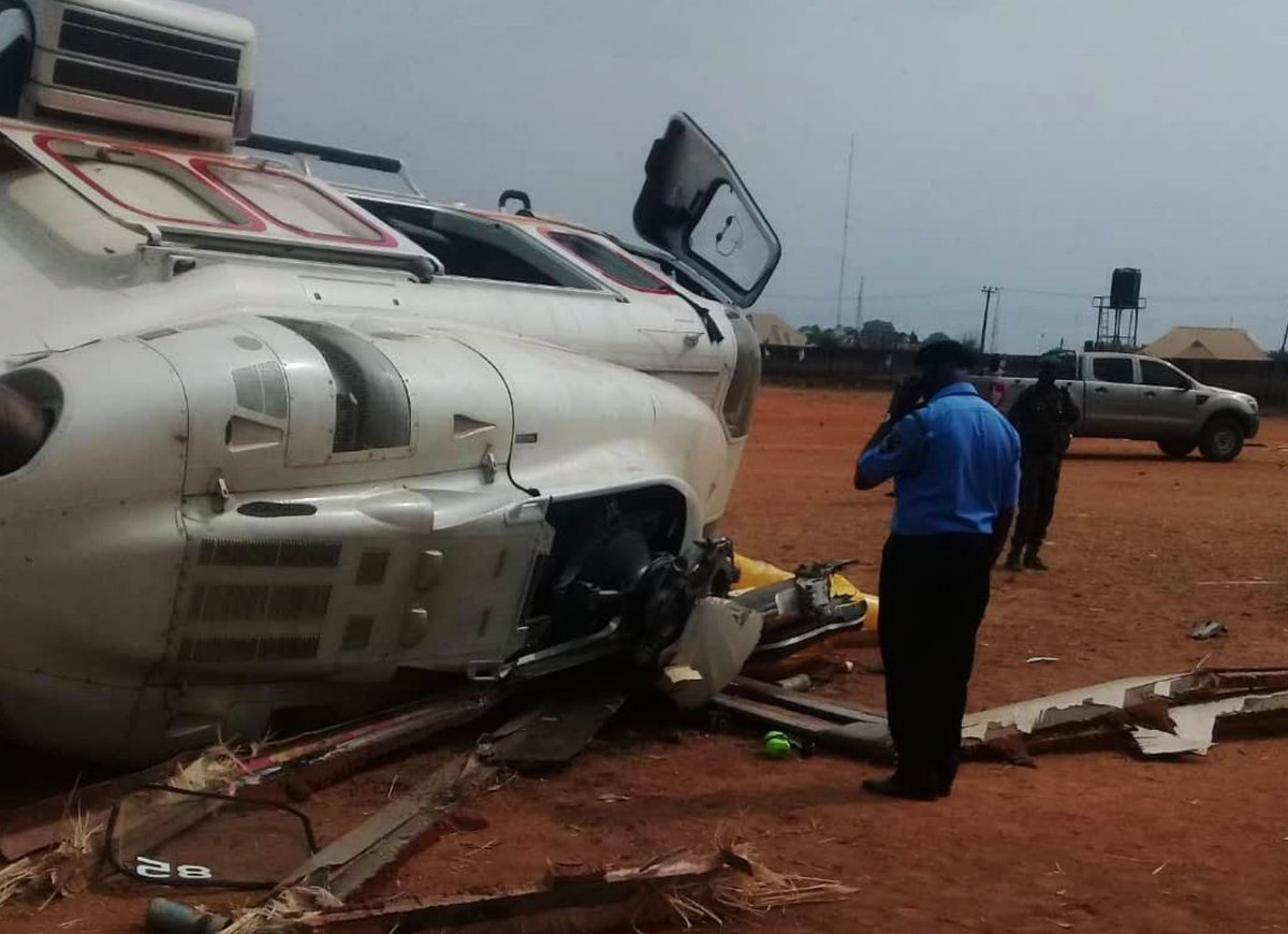 DyaNWFNX4AIRGjT - What Atiku Said After Osinbajo's Helicopter Crash Landed Would Make You Proud As A Nigerian