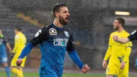 #Empoli #Chievo Caputo-bis salva l'Empoli Chievo rimontato dal 2-0 al 2-2 https://t.co/LsVwtc7s8T #serieA