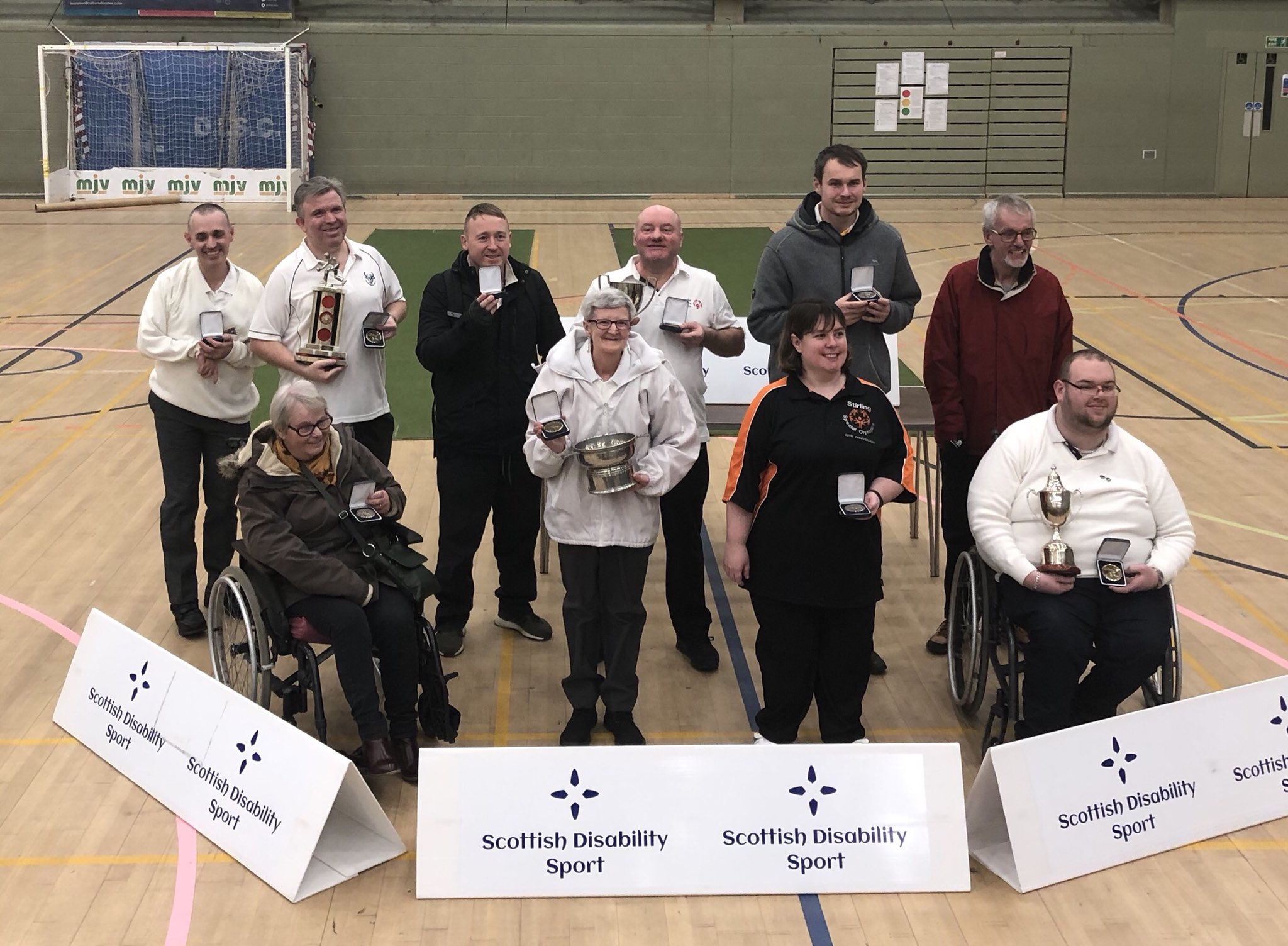 National Carpet Bowls Sees Lothian Success