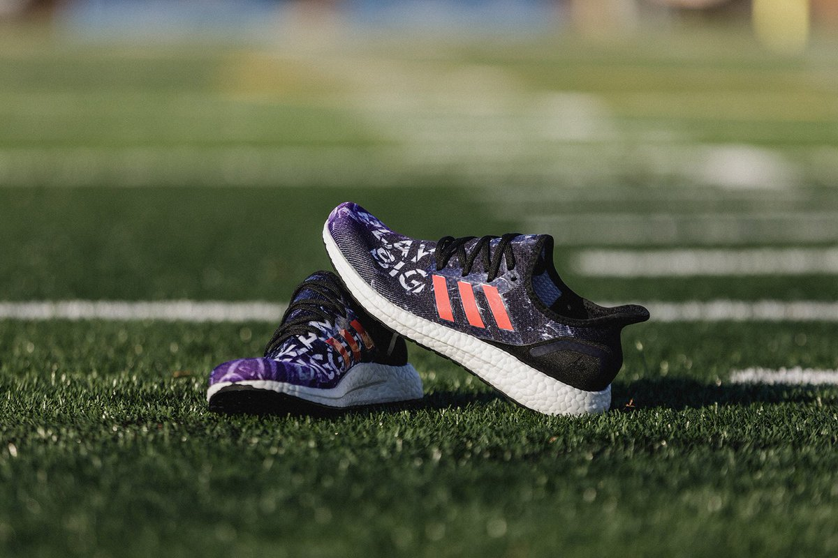 fb83def24b6 adidas Announces Multi-year Partnership with Football Coach Jen Welter +  Creates First Custom 1 1 Women s Football Cleat at  SPEEDFACTORY US -