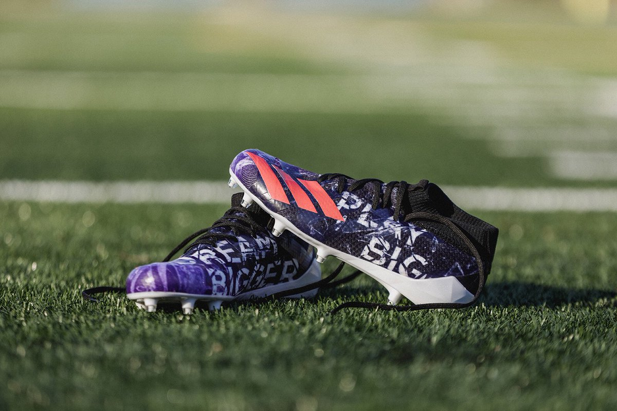 062984c94dd Creators Unite  adidas and Dr. Jen Welter Partner to Break Barriers - - adidas  Football Creates the First Digitally-Crafted Women s Football Cleat ...