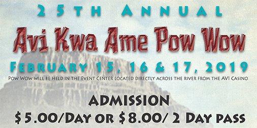 Avi Resort Casino On Twitter 25th Annual Avi Kwa Ame Pow Wow Powwow Avikwaame Fmit Resortlife Aviresortcasino Laughlin Wehaveitall