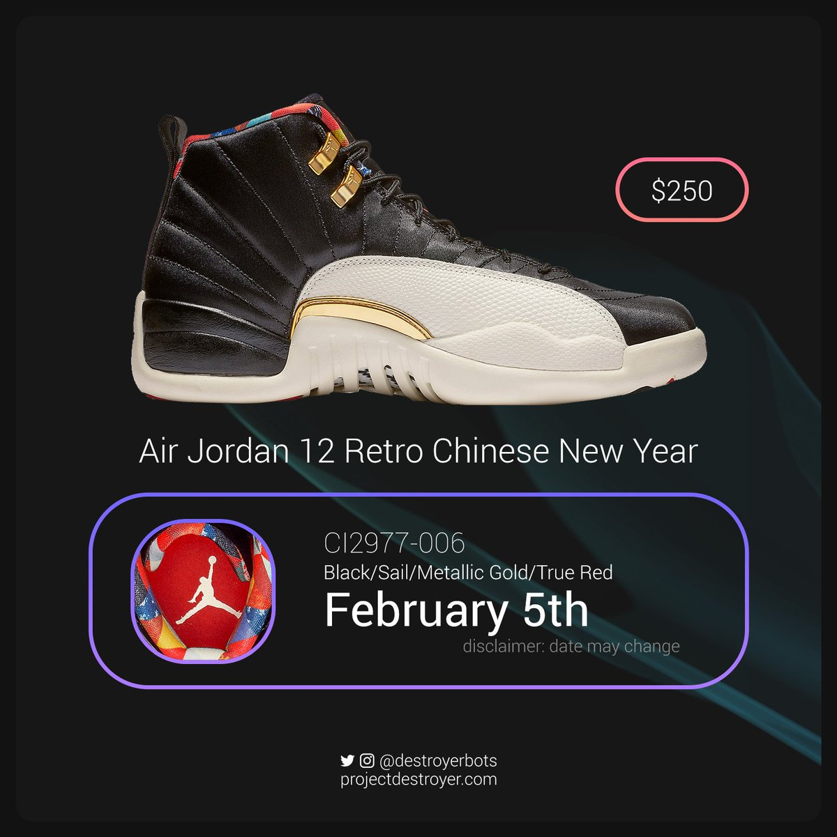 12ef97052754 People who choose to cut away the black upper will have a completely new  color of shoe available to them. - Seanpic.twitter.com JSQS3oiaWq
