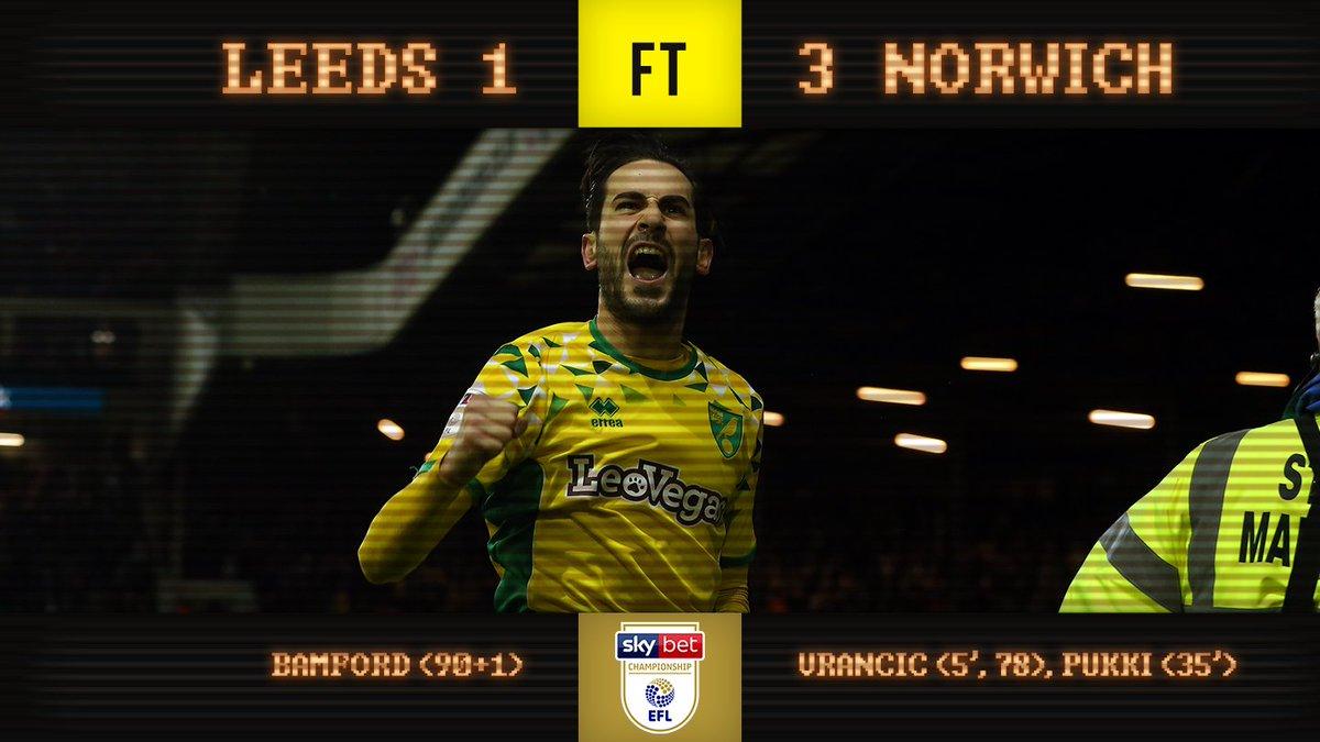 Lads, that was tremendous. HUGE 3️⃣ points! 🙌 #ncfc