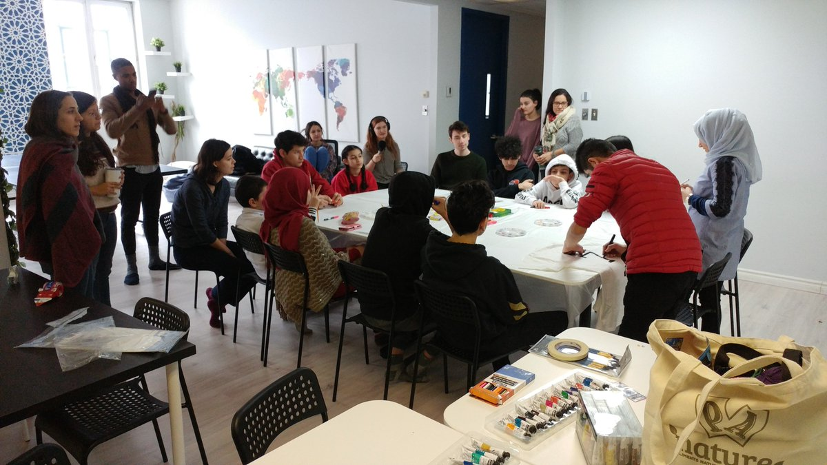 test Twitter Media - [ATELIER ART THÉRAPIE] 👩‍🎨 Aujourd'hui nos élèves ont participé à un atelier d'art thérapie. Nous avons été surpris par leurs nombreux talents !👏  [ART THERAPY WORKSHOP] 👨‍🎨 Today our students participated in an art therapy workshop. We have been surprised by their many talents!👏 https://t.co/Ki3T5JNu3e