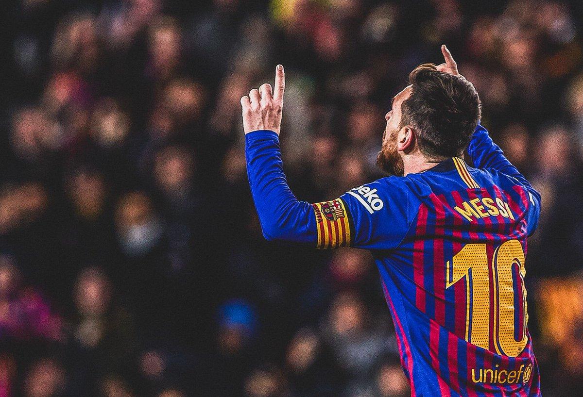 ميسي يصاب ومشاركته أمام ريال مدريد الأربعاء المقبل محل شك 25