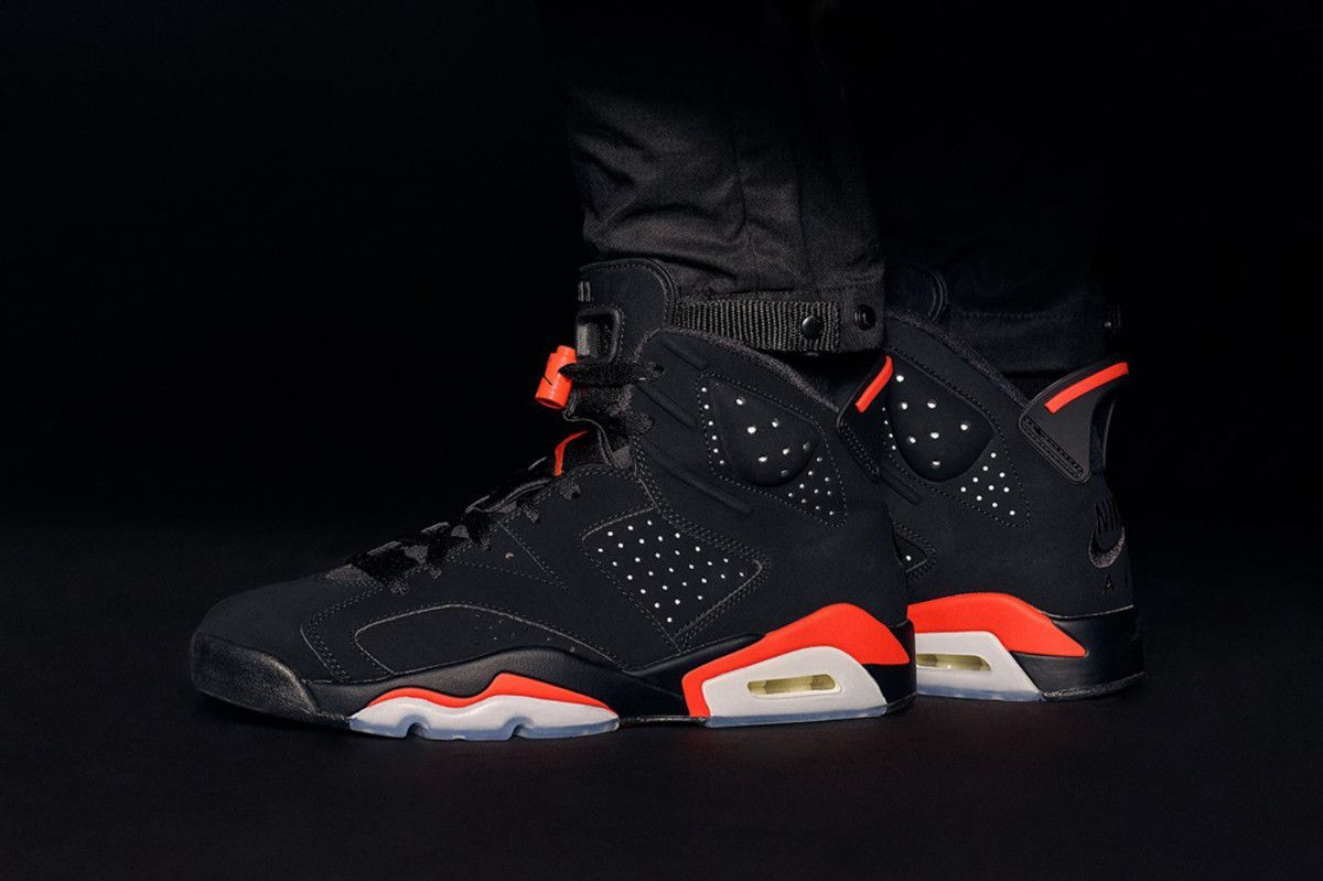 ICYMI KITH Air Jordan 6  Infrared  Capsule Collection Editorial https    45d6d7484