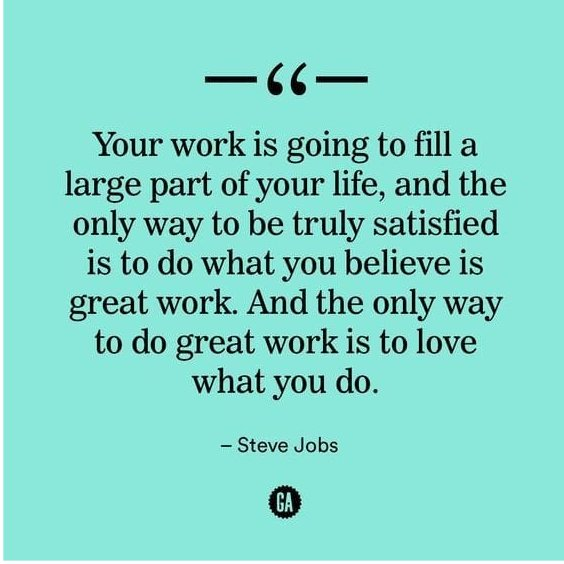 """""""You work is going to fill a large part of your life......  #afterschool #opentopublic, #techmolearning #techmo #techmogamecenter #summerville, #games #gamecenter #learnit,#loveitbecomeit #jointhefun #fun #lovepic.twitter.com/GiIjSSLYaa"""