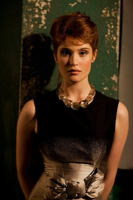 Happy birthday Gemma Arterton who played strawberry fields in the 2008 James Bond movie quantum of solace