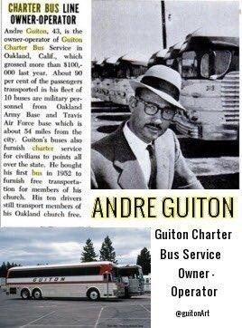 GUITON CHARTER BUS SERVICE... Here's Some Black History For You 🧠🔑📚💡#BlackHistoryMonth2019 #guiton #BlackHistory #ebony