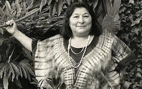 Cuando era chiquita pensaba que La Pachamama era Mercedes Sosa 😅