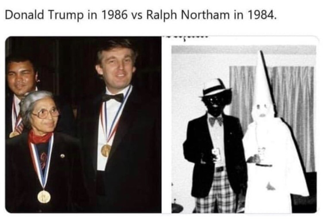 I think these photos speak for themselves. @POTUS