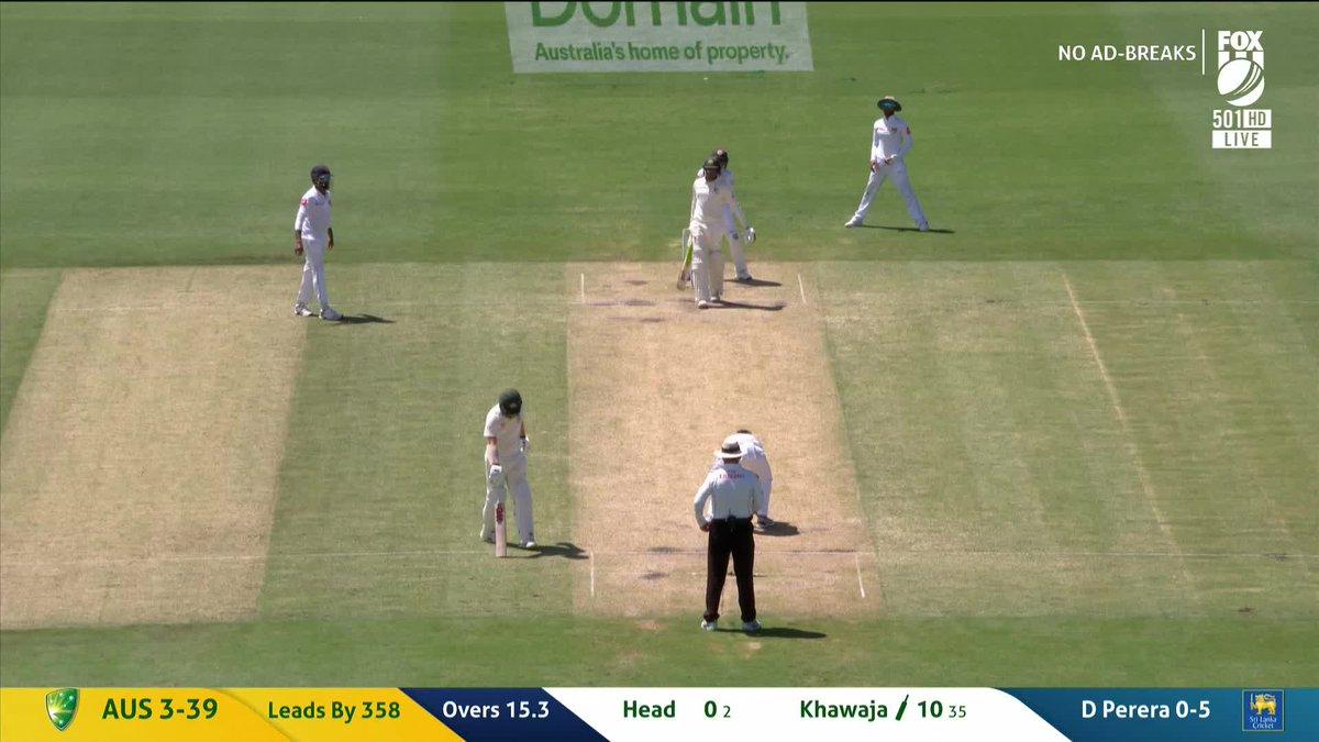 Fox Cricket's photo on usman khawaja