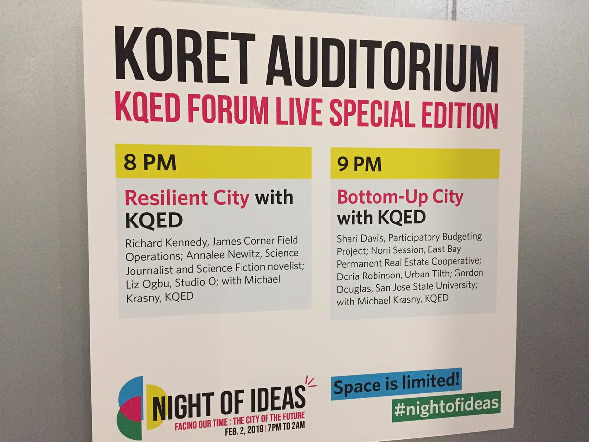 KQED Forum on Twitter: