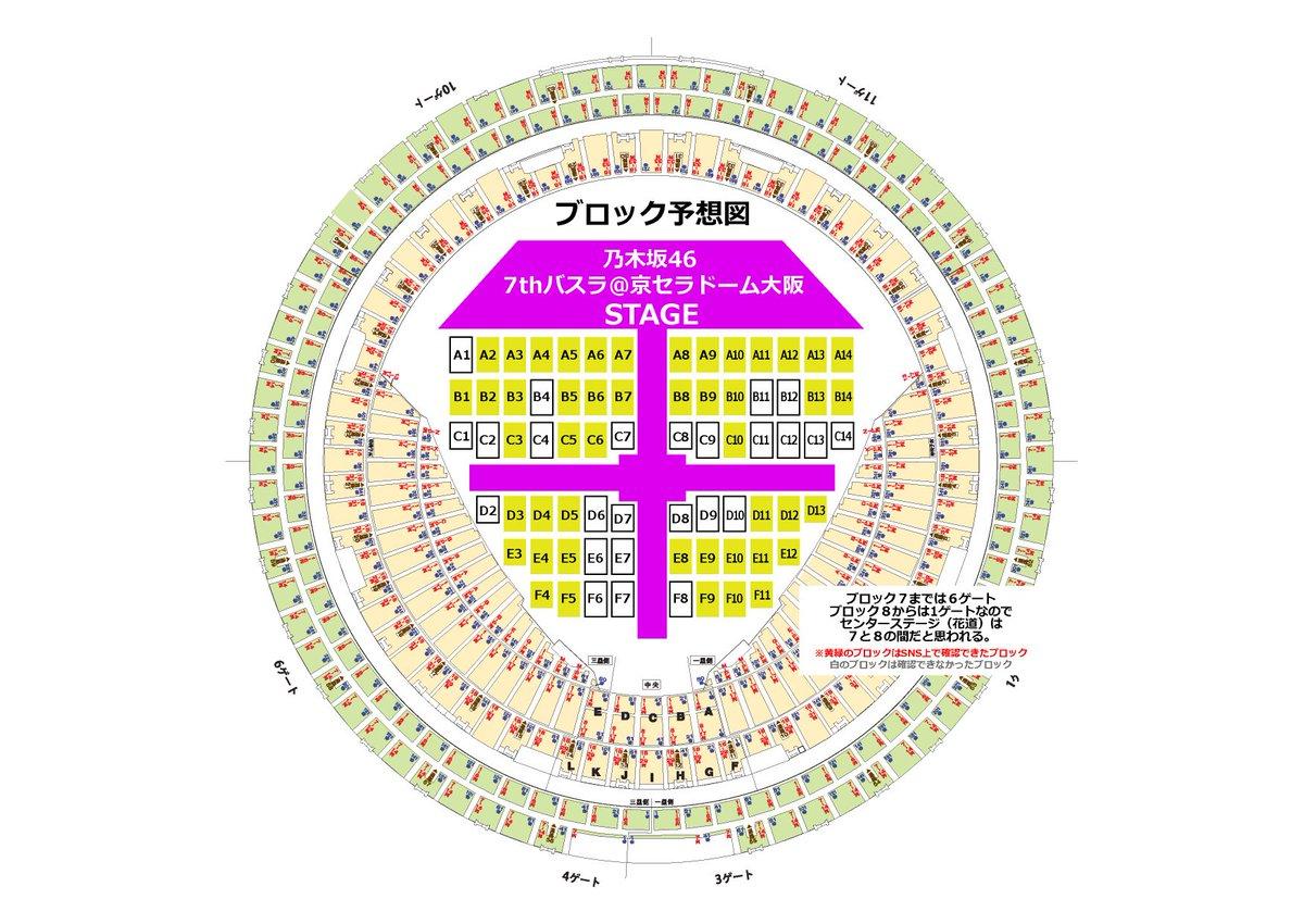 京セラ ドーム 1 ゲート