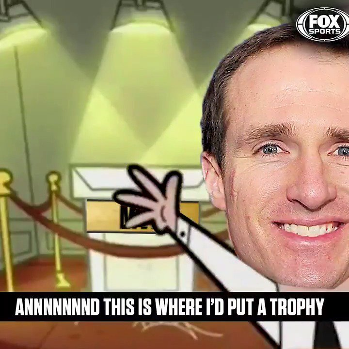 Drew Brees will have to wait another year to get his first career MVP trophy