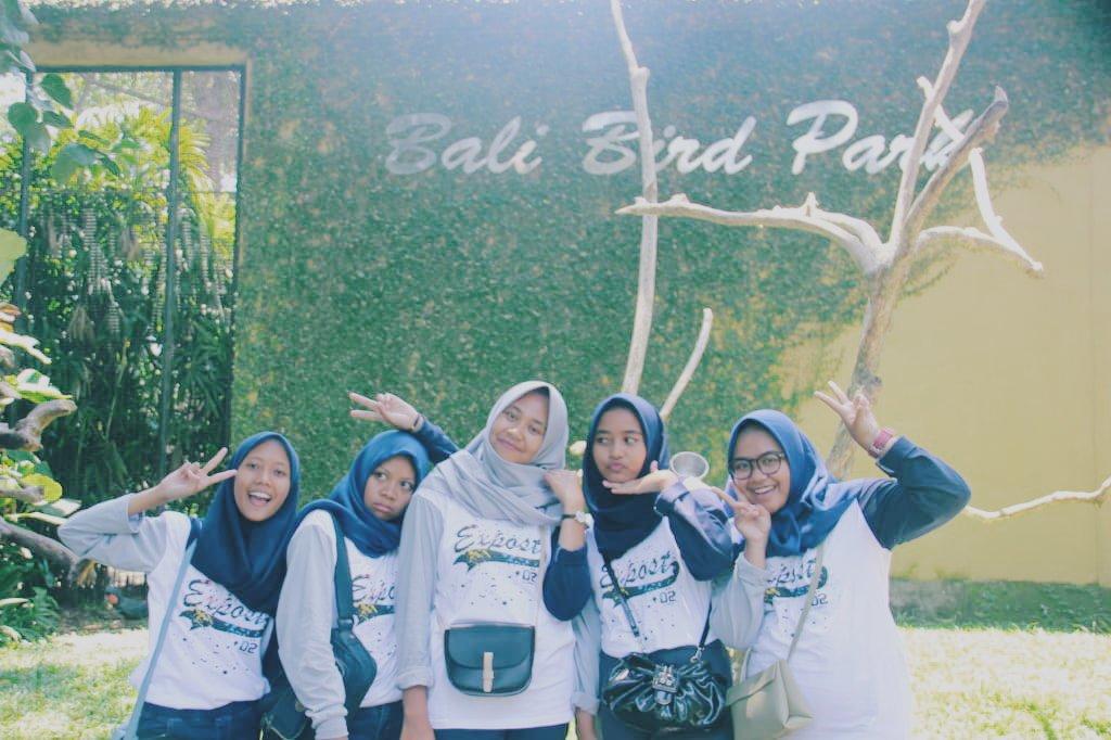Bali Indonesia Balibirdpark Denpasar Hijab Anaksma Pic Twitter Comypewzkd
