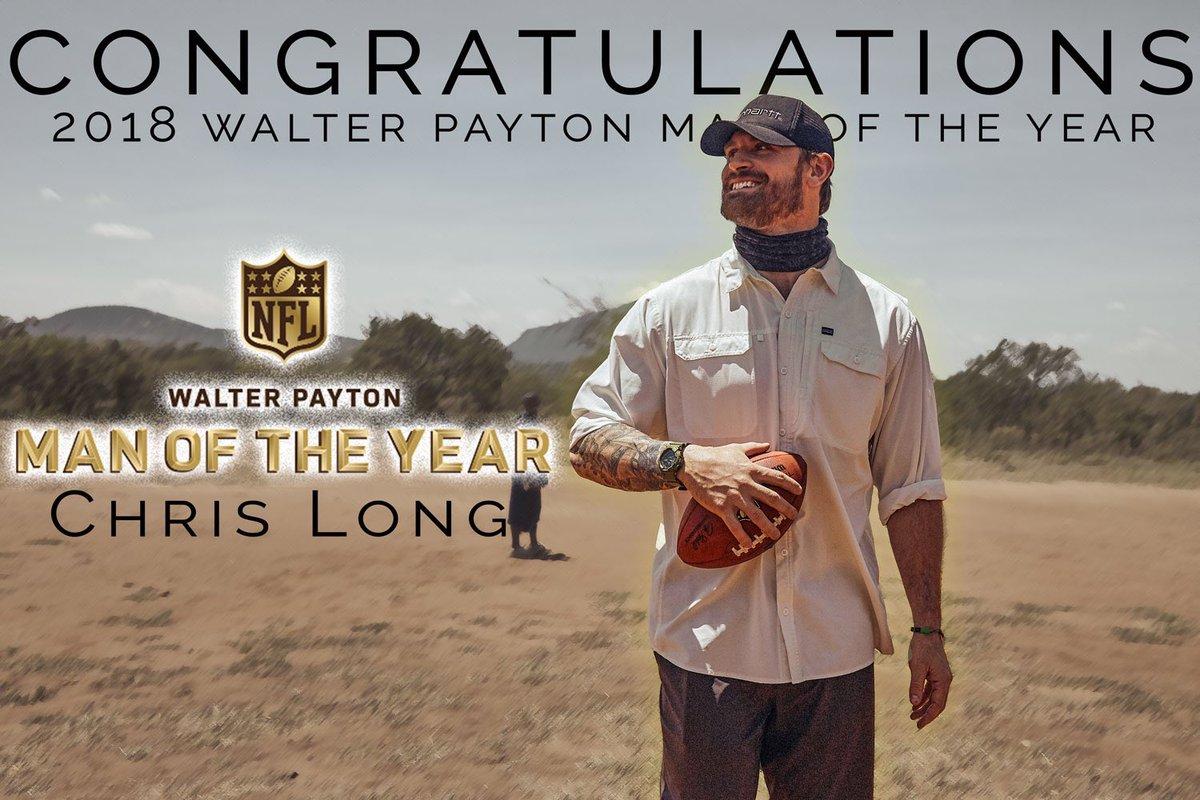 STAB Athletics's photo on Walter Payton Man of the Year