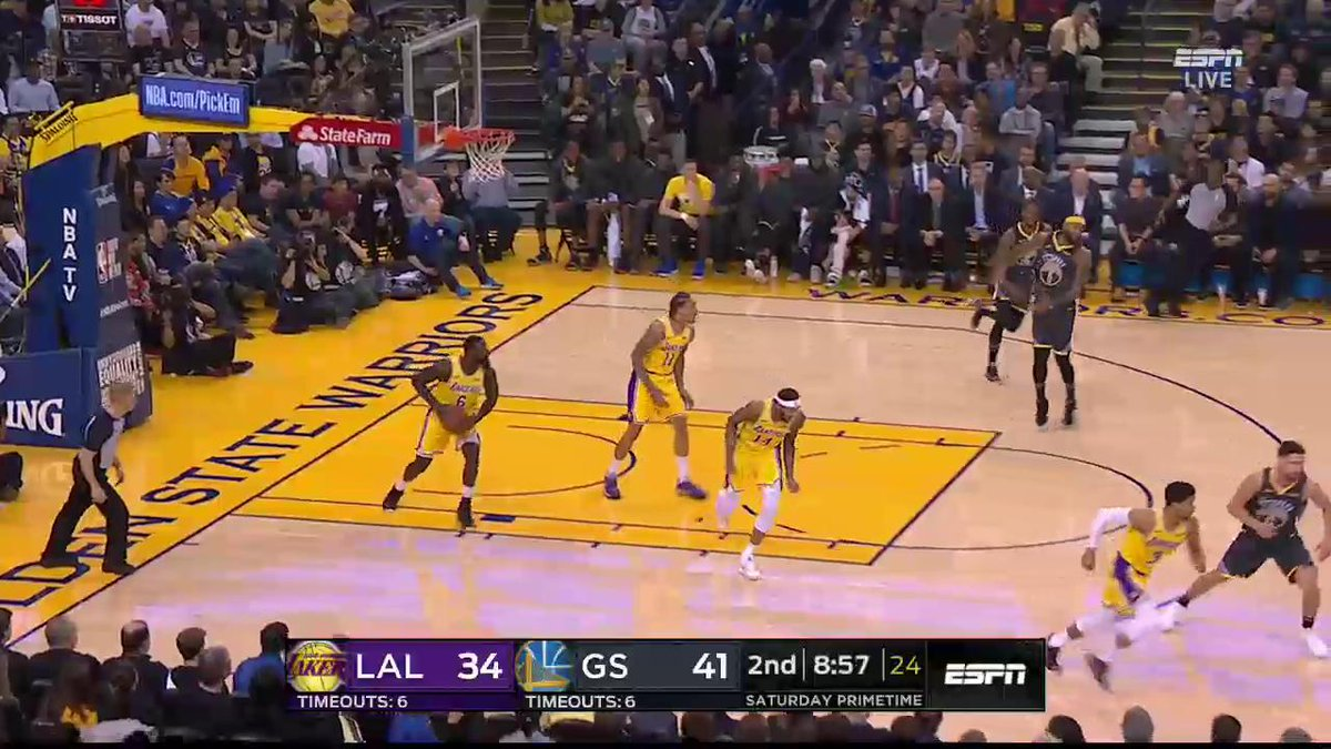 Moe Wagner was hyped 😤
