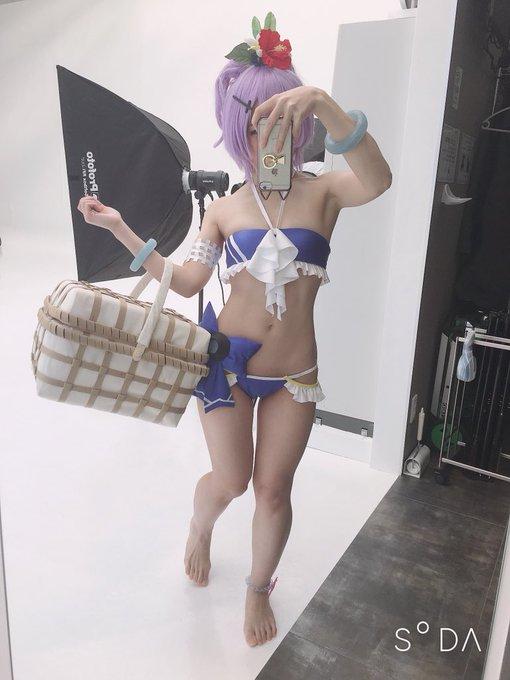 コスプレイヤー桃乃えきすのTwitter画像14