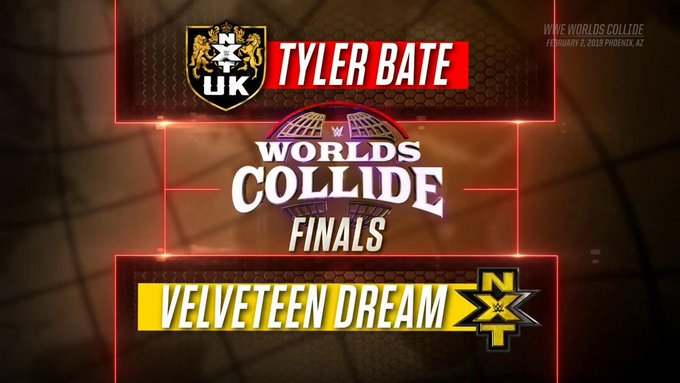 WWE Worlds Collide Results 2/2/19