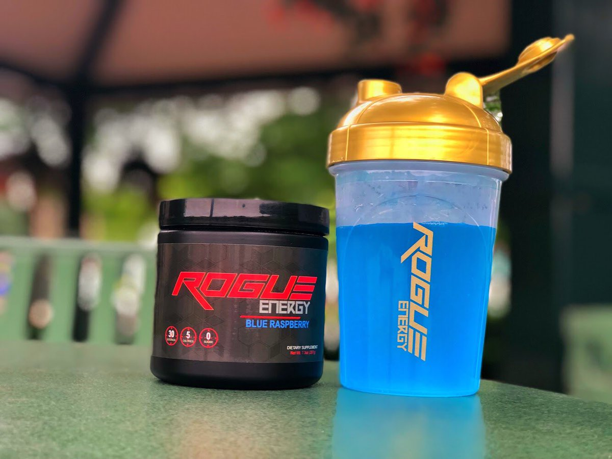 f20d7d290554 Rogue Energy ·  TheRogueEnergy. Delicious   Powerful Energy Drinks For  Gamers ...