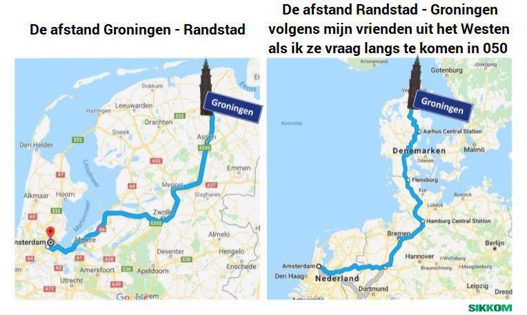 Sikkom On Twitter Groningen Randstad