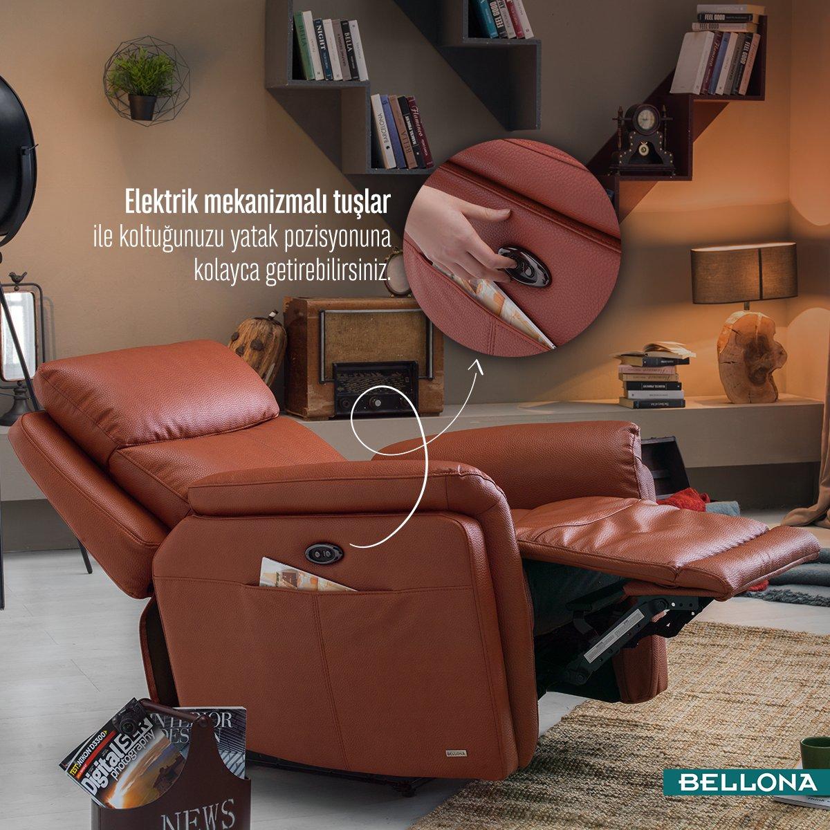 Bu hafta sonu ihtiyacınız olan tek şey Letto TV Koltuğu! 😉 http://bit.ly/LettoTVKoltuğu