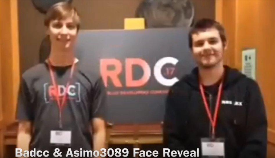 Roblox Asimo3089 Face
