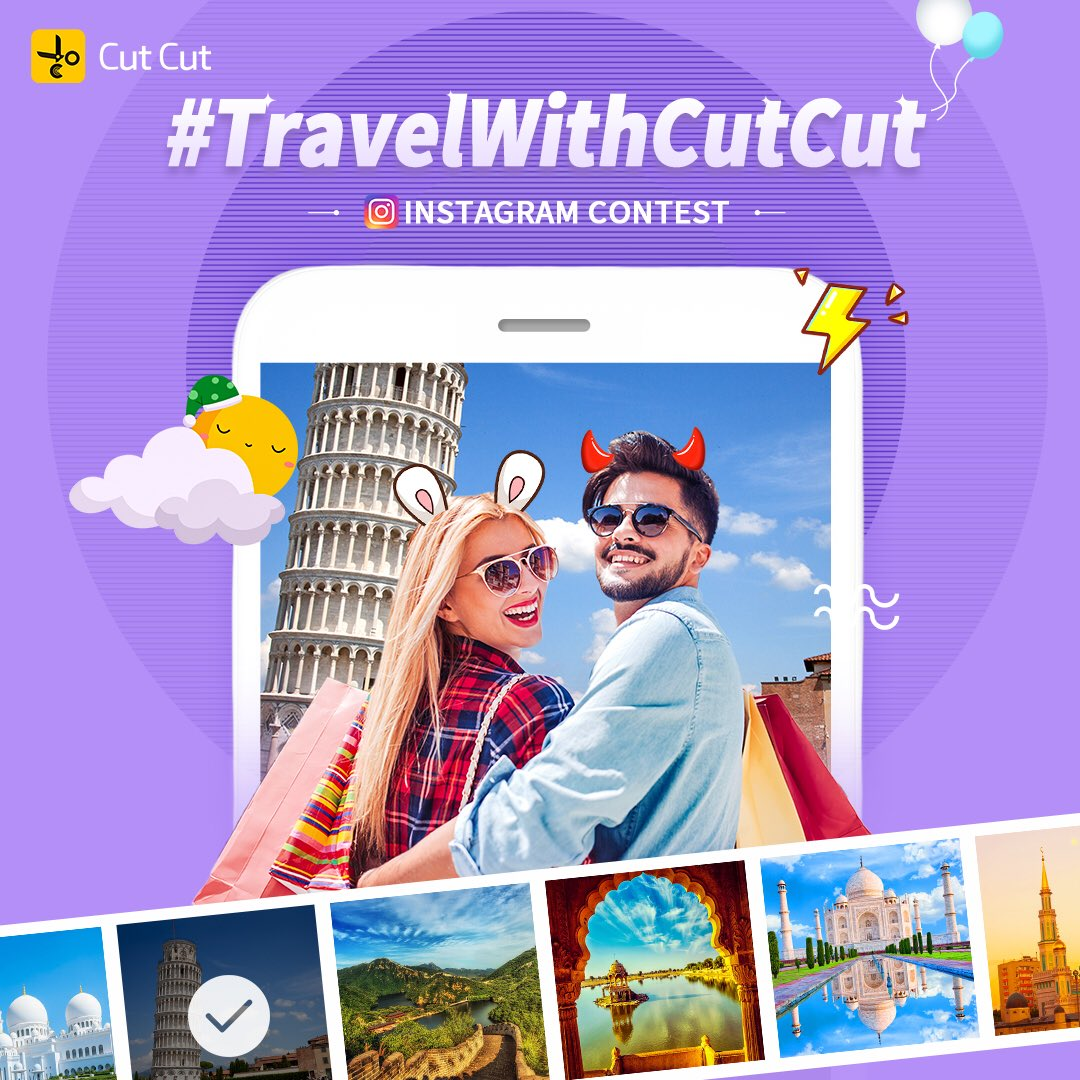 travelwithcutcut hashtag on Twitter
