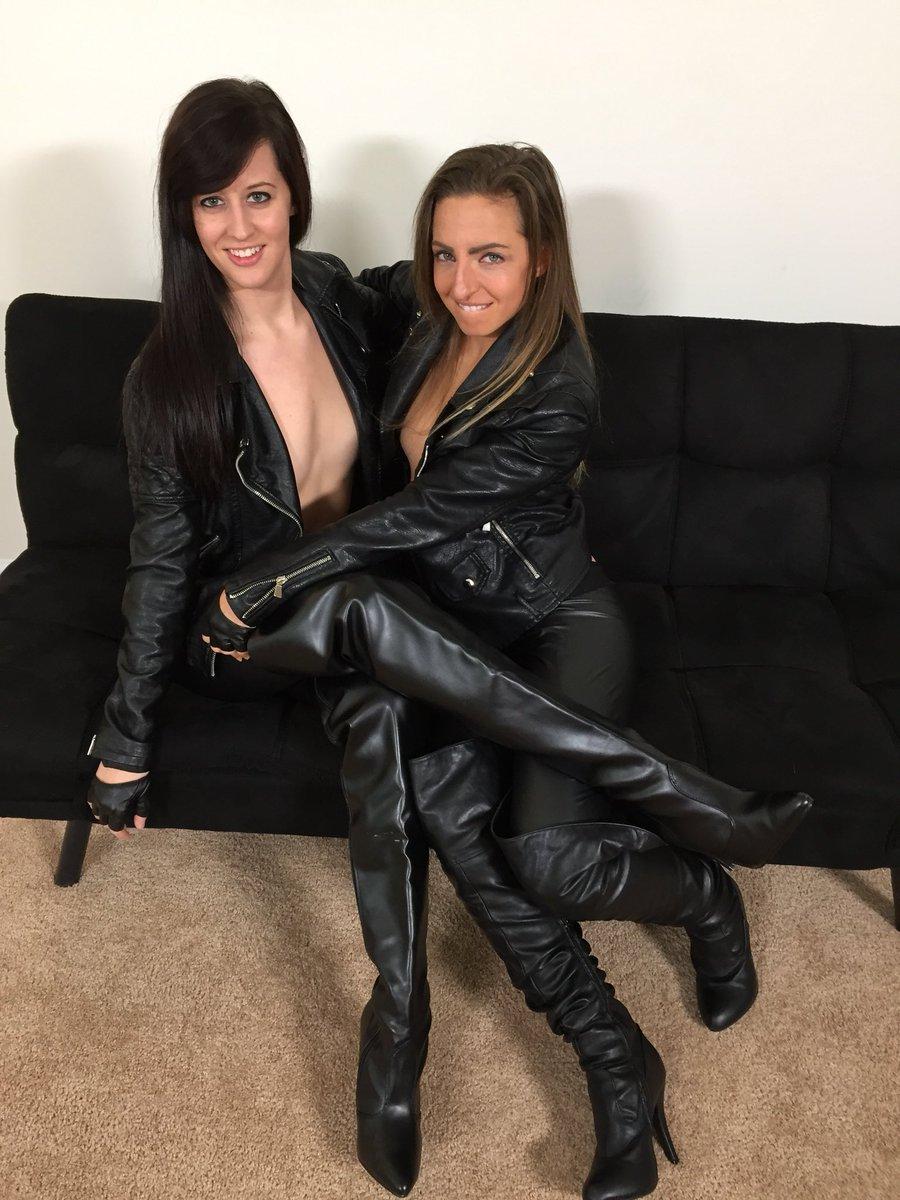 Thigh High Boots Lesbian