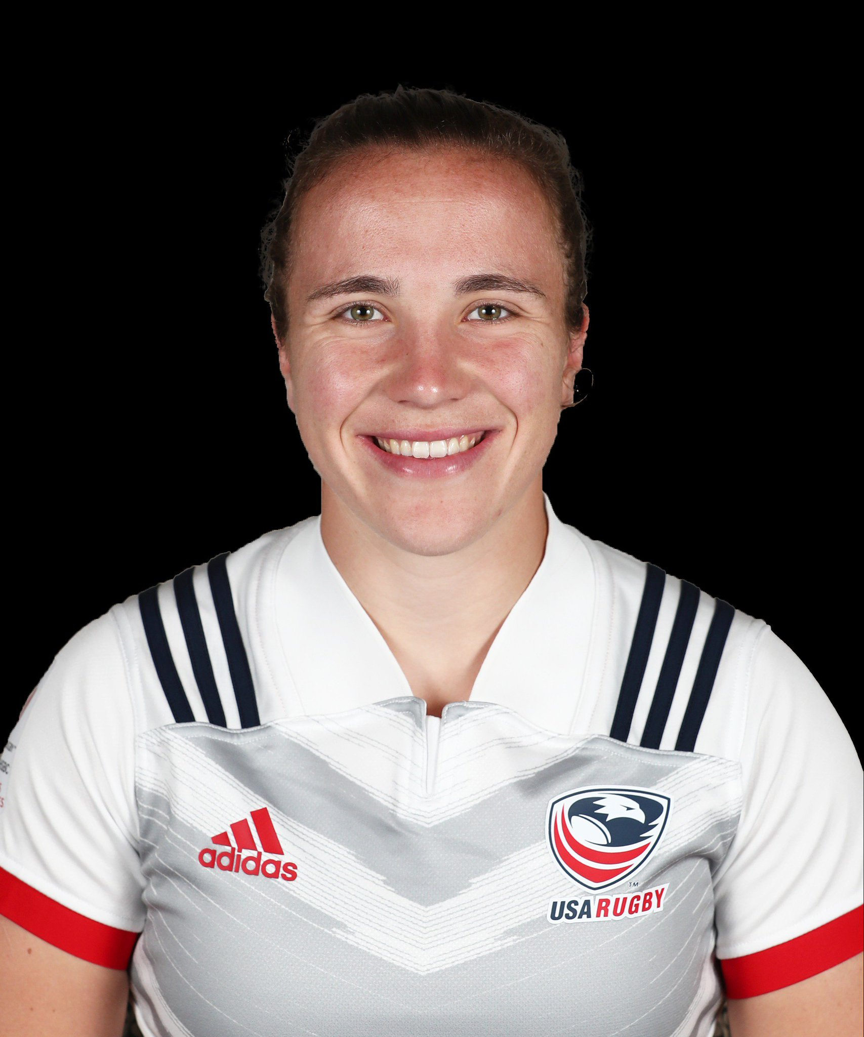 FHS alum Kristi Kirshe scores five tries in her debut International Rugby tournament
