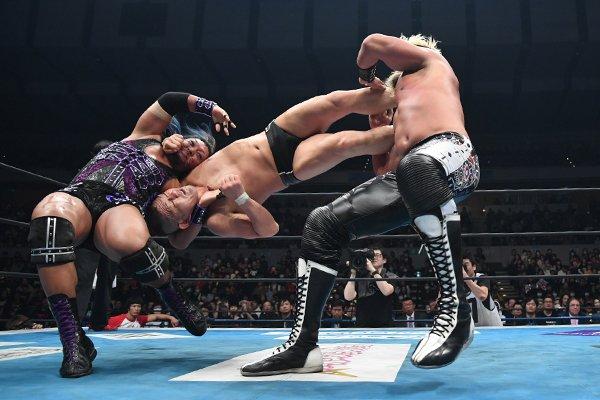 """NJPW: """"The New Beginning in Sapporo"""" Día 2 Sigue el dominio LIJ 4"""