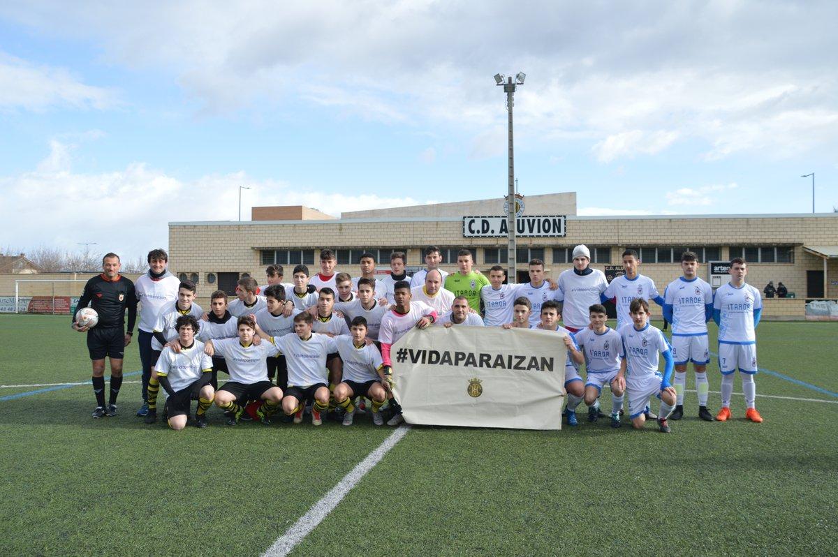 Desde La Banda - Fútbol Navarro (DLB-FN) | Club Deportivo Aluvión de Cascante