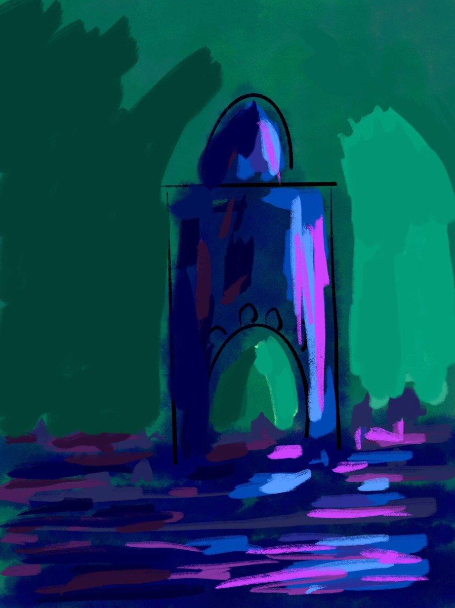 """Fez, Marruecos"" #Marruecos  #inpiration #barcelonaart #barcelona #art #colors #lovecolors  #art #arte #painting #ipadart #expresionismo #expressionism #fauvisme #fez #fauvism #impressionisme #impresionismo #artabstracte #arteabstracto #abstractart #colors #IgnasiMirqlbellRiera"